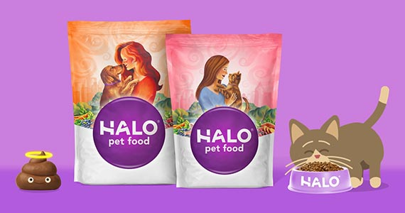 Save $9 off Halo Petfood