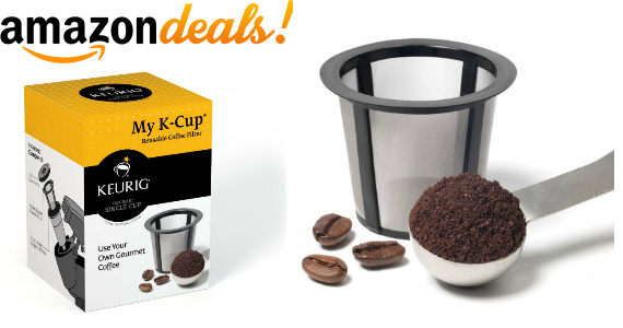Best Price: Keurig K-Cup Reusable Coffee Filter