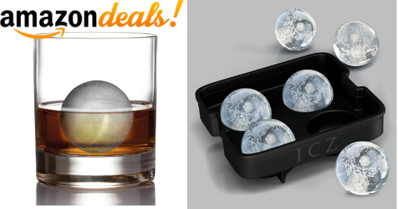 Great Deal On An Ice Ball Maker Mold
