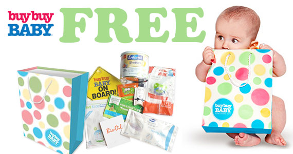 Free Goody Bag For Registering At buybuy Baby