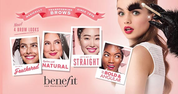 Get a Free Birthday Brow Arch From Benefit