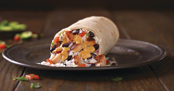 Sign Up With Qdoba For Free Offers & a Birthday Gift