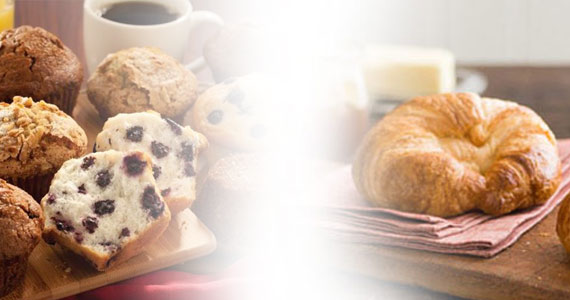 Free Croissants or Muffins at Mimi's Cafe