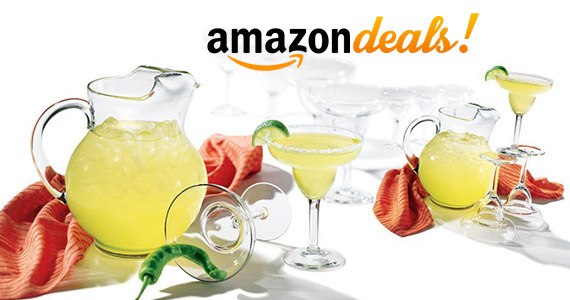 $18 For A Libbey Cancun Margarita 7-Piece Glassware Set (Save $67)