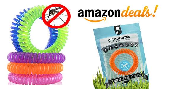 Colorful Mosquito Repellent Bracelets