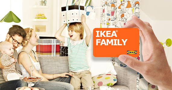 Get Free Perks From Ikea Family
