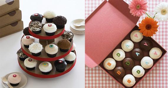 Free Sprinkles Cupcakes