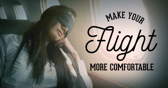 12 Ways to Make Your Flight More Comfortable