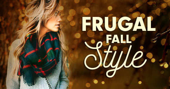 Frugal Fashion Tips for Fall