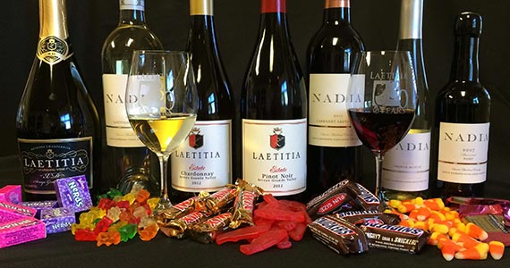 Pair Your Halloween Candy With The Perfect Wine