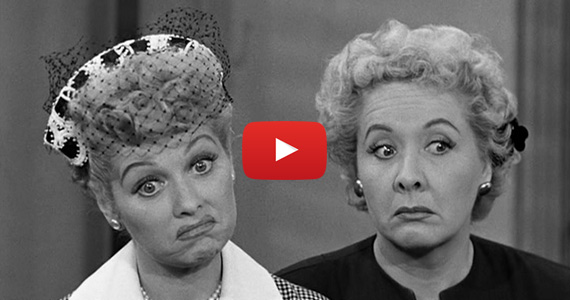 The Funniest Lines From I Love Lucy's First Season