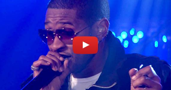 """Usher Takes on Stevie Wonder's """"That Girl"""""""