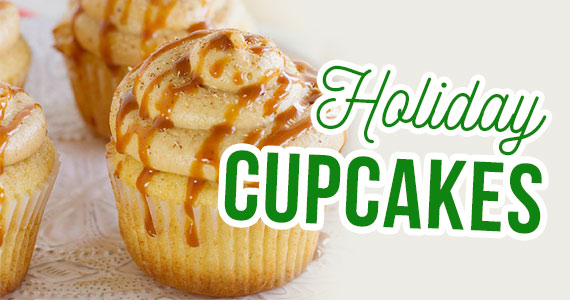 11 Holiday Cupcake Ideas
