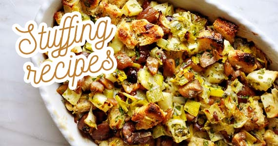 12 Stuffing Recipes That Are Way Better Than Stove Top