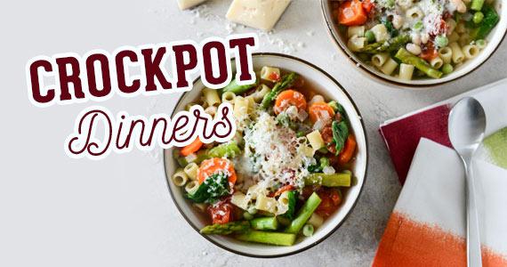 20 Crock Pot Dump Dinners You Need To Make