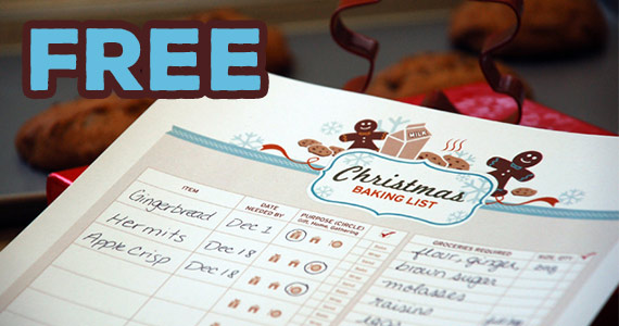 Free Printable Christmas Planner Pages