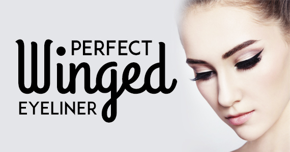 Get The Perfect Winged Eyeliner With This Trick