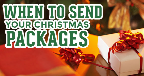 Here's When To Send Your Christmas Packages According To USPS
