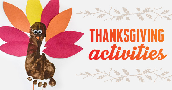 Last Minute Thanksgiving Activities For Kids