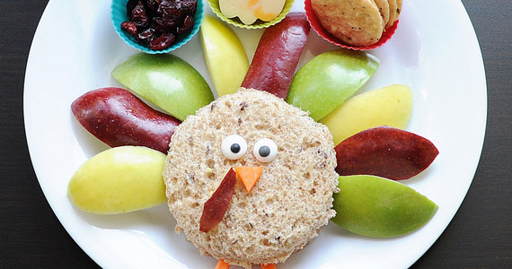 Turkey-Inspired Thanksgiving Snacks