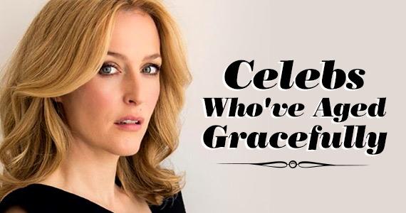 16 Female Celebs Who've Aged Gracefully