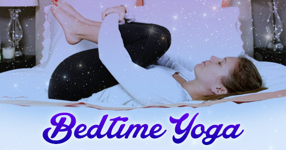 De-Stress and Relax Before Bed With Bedtime Yoga