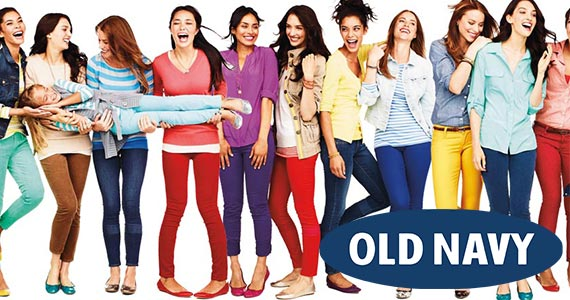 Sign Up With Old Navy For 20% Off