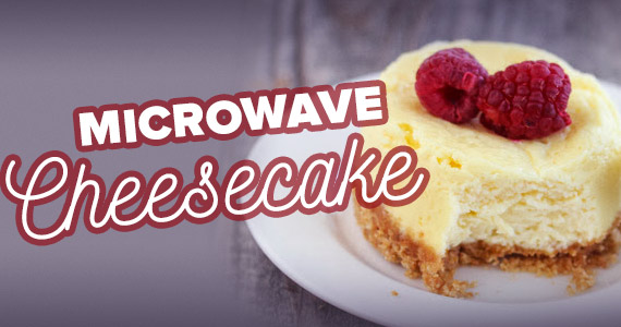 This Microwave Cheesecake In a Mug Only Takes 10 Minutes!