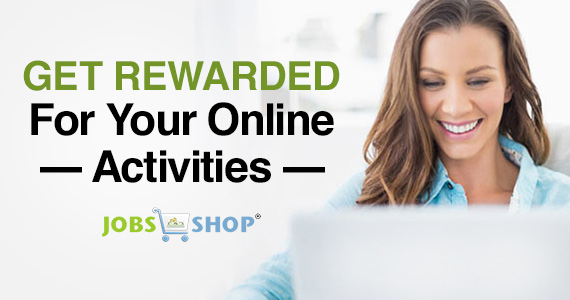 Get Rewarded With Jobs2Shop