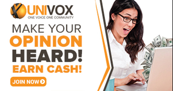 Join Univox and Start Earning Rewards
