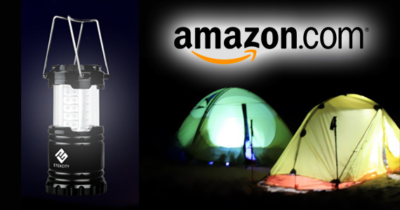Get an Etekicity LED Lantern For Only $7.99