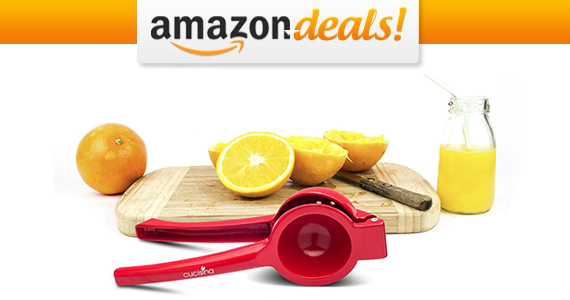 Get a Cucisina Lemon Squeezer For Only $6.95