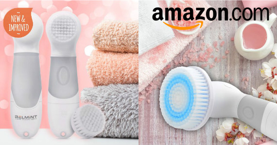 Get a Facial & Body Brush Cleansing System For Only $13.99