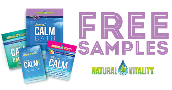 Free Sample From Natural Vitality