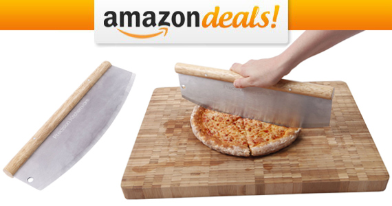 Get a Heavy Duty Pizza Chopper For Only $11.04