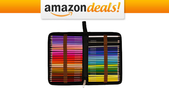 Get a US Art Supply 50 Piece Colored Pencil Set For Only $11.86