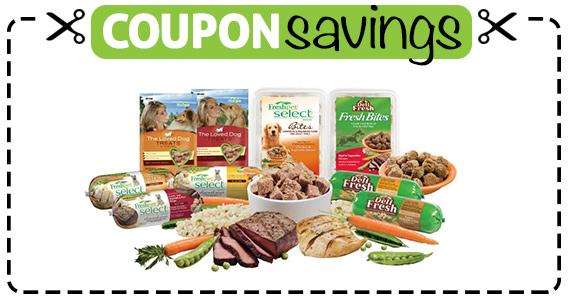 Save $2 off Freshpet