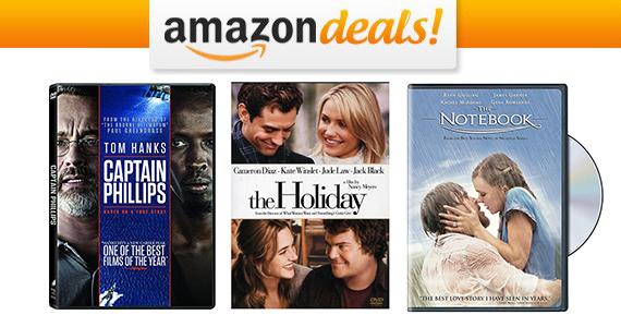 Get 3 DVDs For $13.99