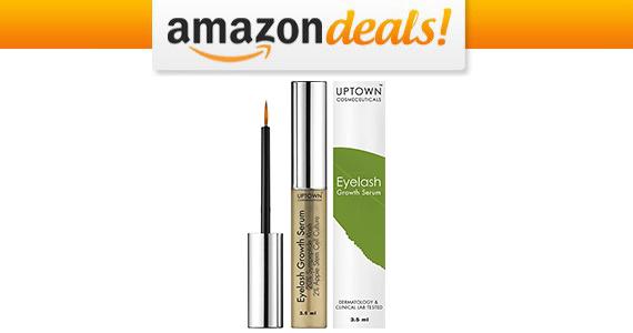 Get Uptown Cosmeceuticals Eyelash Growth Serum For Only $17.20