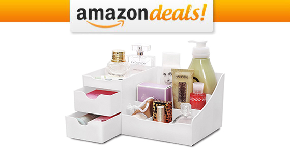 Get an Uncluttered Designs Makeup Organizer For Only $15.57