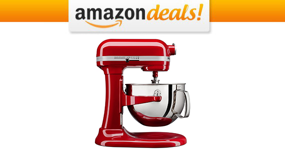 Cyber Monday Deal: KitchenAid Professional Stand Mixer for $219.95