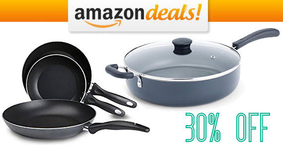Up to 30% off Select T-fal Cookware