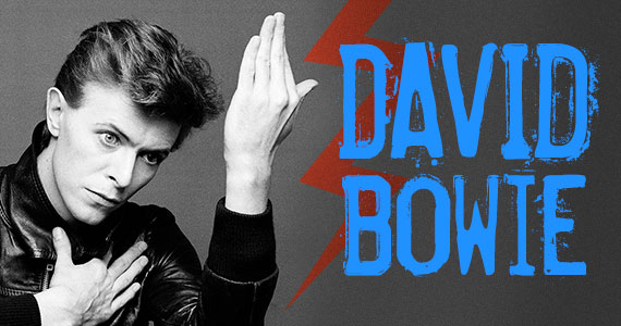 Let's Remember David Bowie