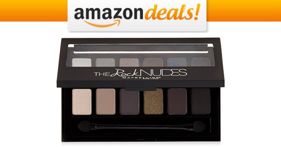 Maybelline The Rock Nudes Eye Shadow Palette For $6.27