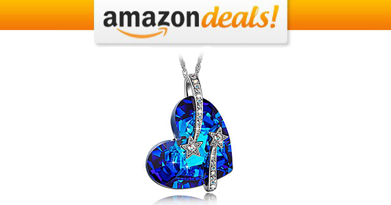 """Get a """"Venus"""" Shooting Star Necklace for Only $27.99"""