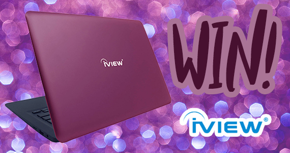 Win an iView Laptop
