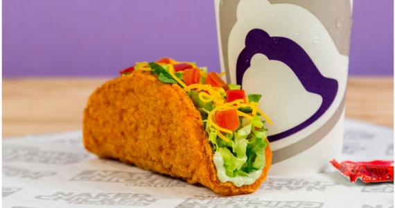 Taco Bell Launching A Fried Chicken Shell Next Week