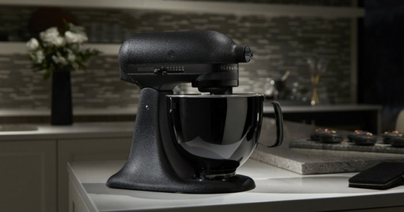"KitchenAid Releases Limited Edition ""Black Tie"" Stand Mixer"