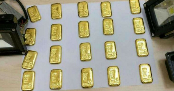 You'll Never Guess Where a Smuggler Hid His Gold