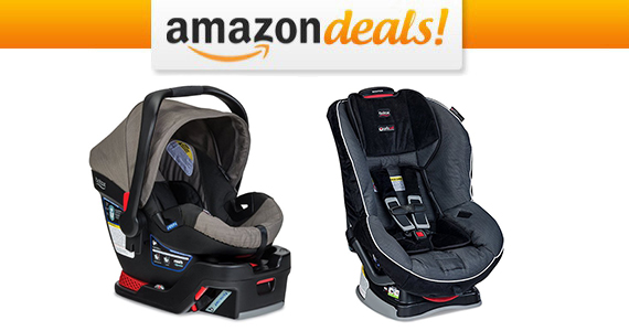 Save up to 40% off Britax Car Seats